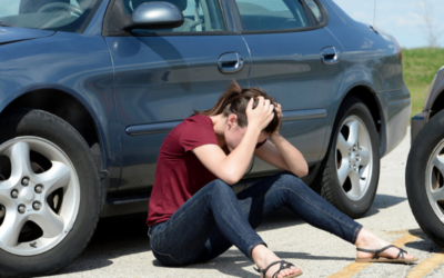 Have you been involved in a car accident? What happens next?
